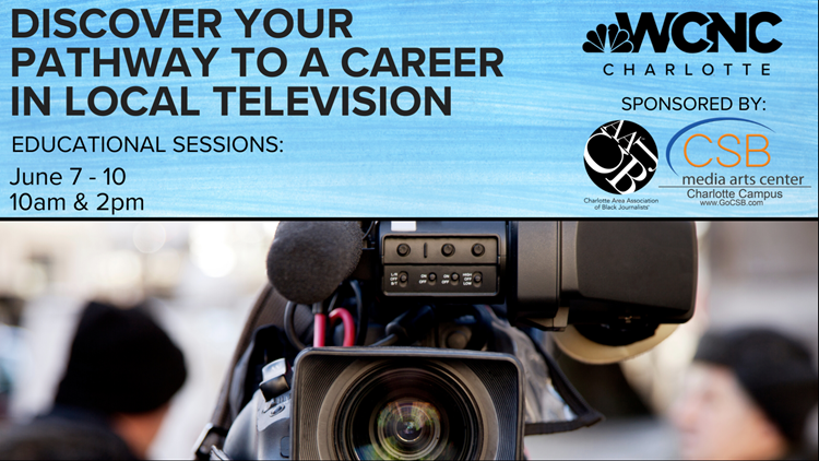 Discover your pathway to a career in local television