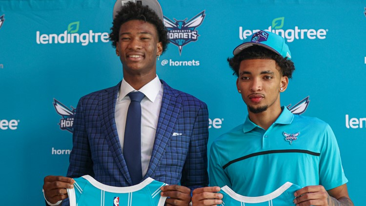 New Hornets rookies promise