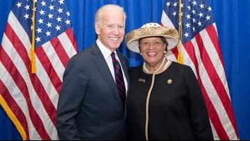 Alma Adams endorses Joe Biden for president