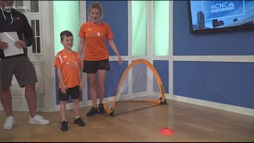 Soccer Shots Charlotte: How kids can stay active