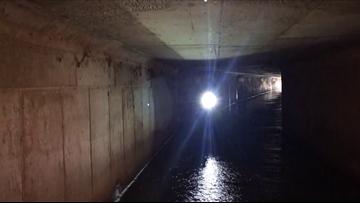 A tour through Charlotte's underground tunnels