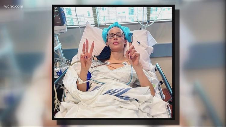 Samantha Busch continues to raise awareness for infertility
