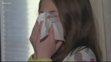 Flu deaths continue in the Carolinas