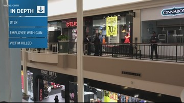 Police: DTLR employee shoots, kills man at Carolina Place Mall