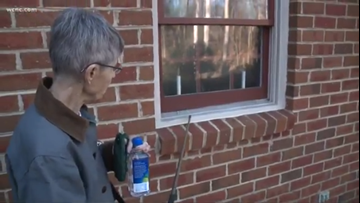 Ballantyne woman shaken after intruder gets past alarm system