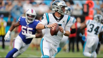 Rivera decides to rest Newton, other star players vs. Bills