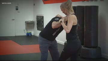 Free self-defense class offered to women in light of recent assaults