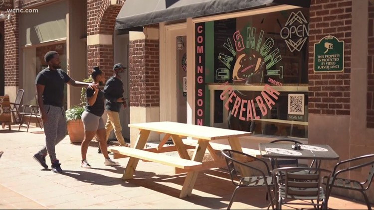 Charlotte's first cereal bar opens soon in Uptown