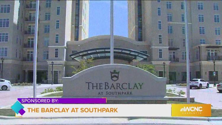 The Barclay a beautiful retirement community