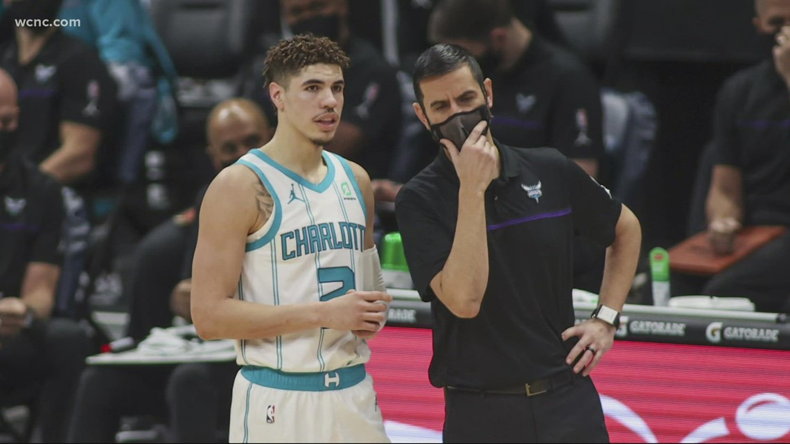 Borrego talks working on LaMelo Ball's end-of-game management