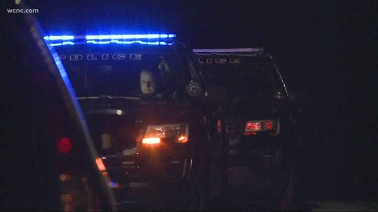 One person dead following an officer-involved shooting in Mooresville