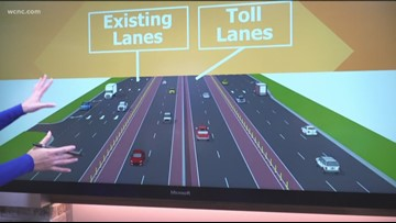 Should toll lanes be added to Independence Boulevard?