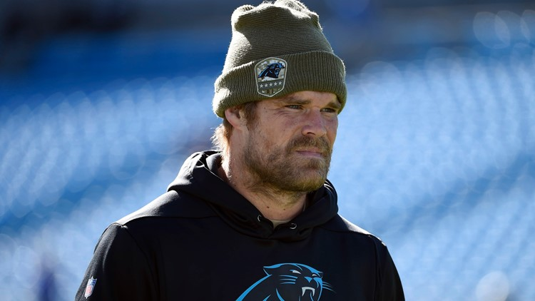 Greg Olsen to join Thomas Davis for double retirement ceremony