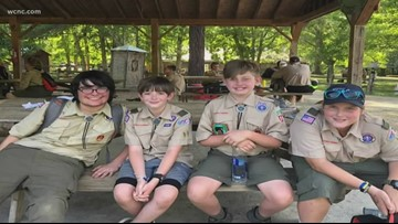'Persist, no matter what' | NC teen with autism to become an Eagle Scout