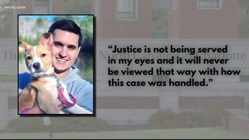 UNC Charlotte shooting survivor vents frustration over gunman sentencing