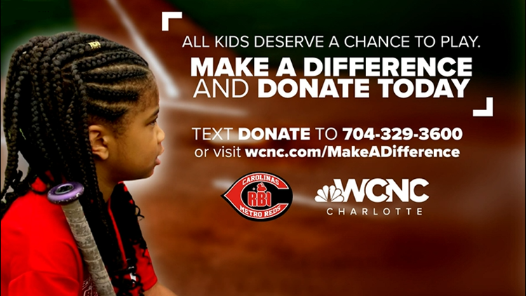 Carolinas Metro Reds tees up west Charlotte kids for success
