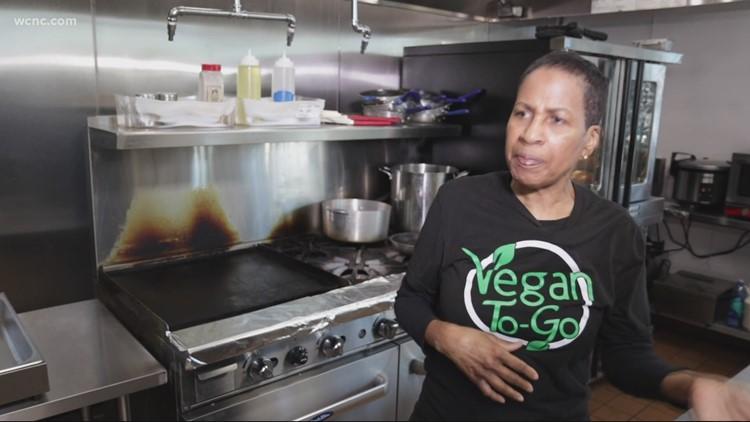Charlotte chef brings vegan restaurant to communities of color