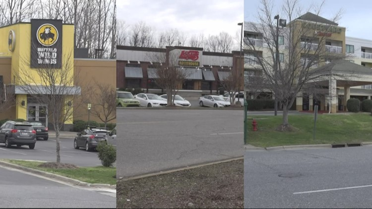 Multiple cars broken into in Gastonia over the weekend