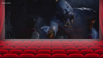 Disney releases first full trailer for 'Aladdin' starring Will Smith as Genie