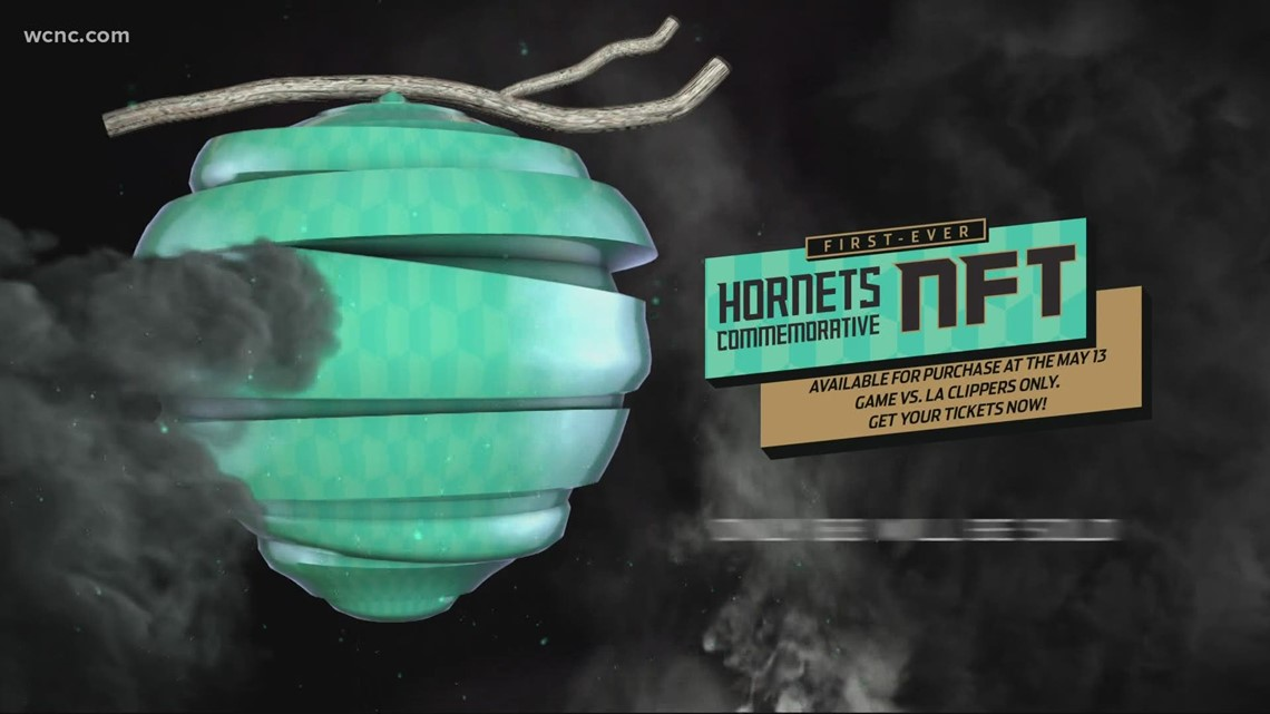 Hornets launching fan-friendly, affordable commemorative NFT's at tonight's game