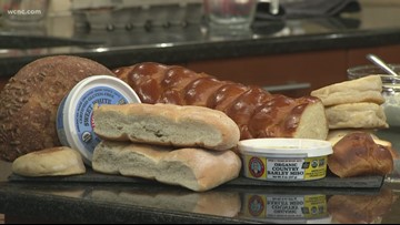 Recipe: Farmers market sandwich