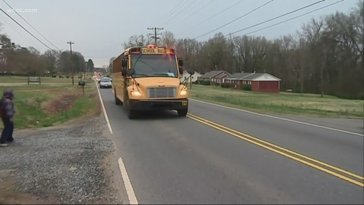 CMS looking for full- and part-time school bus drivers