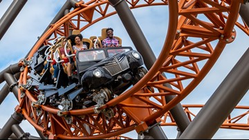 Carowinds' ride voted top 5 new amusement park attraction by USA Today