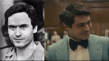 Netflix releases Ted Bundy movie starring Zac Efron