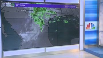 Hurricane Willa's remnants move across the United States