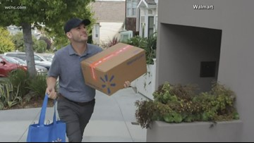 Walmart launches in-home grocery delivery service