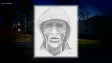 Police continue search for Gastonia sexual assault suspect