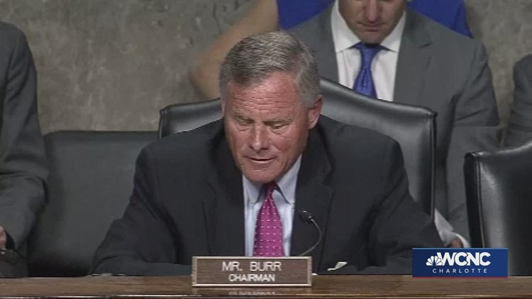 Flashpoint | Some Republicans jump to Burr's defense after NCGOP censure