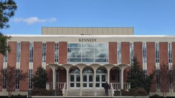 UNCC: Area in Kennedy Hall where deadly shooting occurred won't be used in upcoming school year