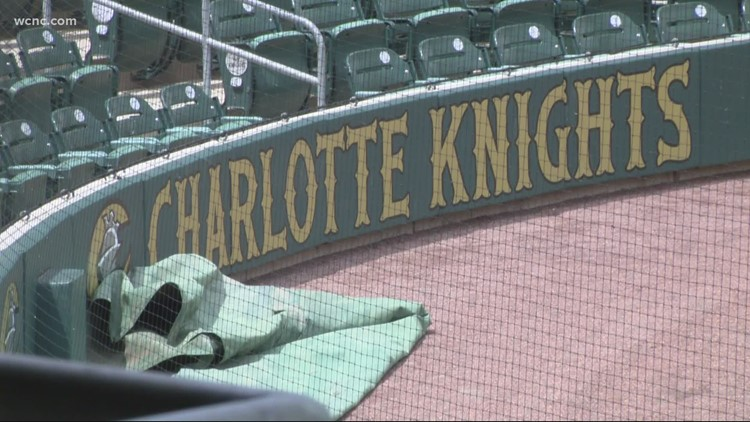 Charlotte Knights kicking off their 2021 season today