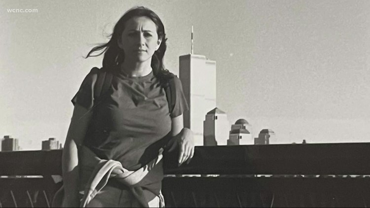 20 Years Later: Sept. 11 survivor shares her story