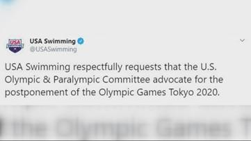 Report: IOC member says Tokyo Olympics will be postponed