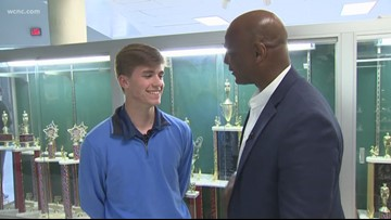 Student-Athlete of the Week: Emerson Douds