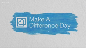 NBC Charlotte celebrates Make A Difference Day