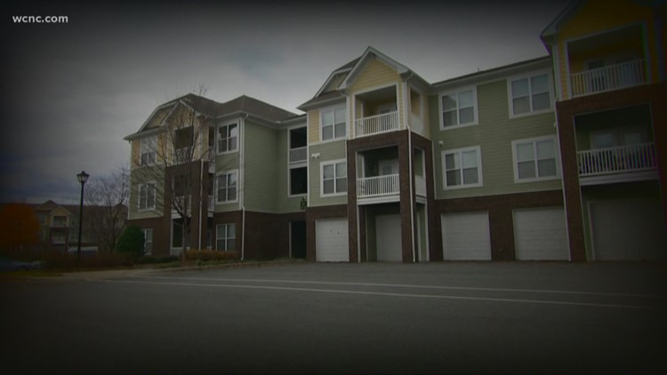 Young woman kidnapped, raped, robbed at Charlotte apartment complex