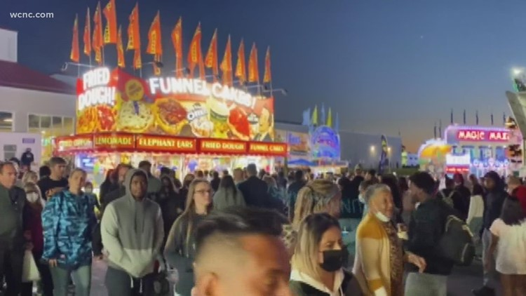 Free admission to the NC State Fair Thursday