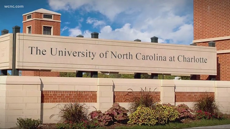 UNC Charlotte students push to change name to 'University of Charlotte'