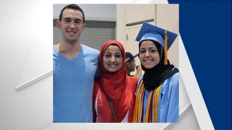 muslim students killed WRAL