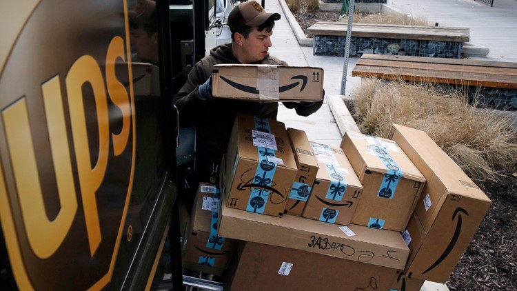 Christmas shipping deadlines: FedEx, UPS, USPS say these are the last days to send packages