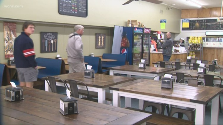 Local businesses helping each other out during coronavirus pandemic