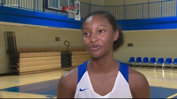 Student-Athlete of the Week: Assiyah Mitchell