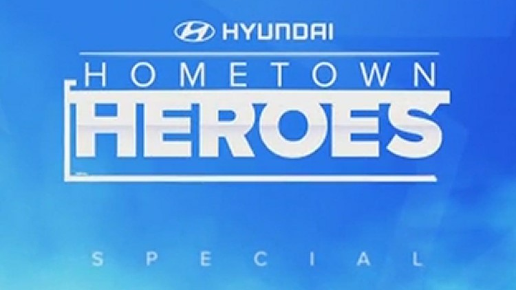 Hyundai Hometown Heroes:  7 heroes recognized with new cars for their outstanding service