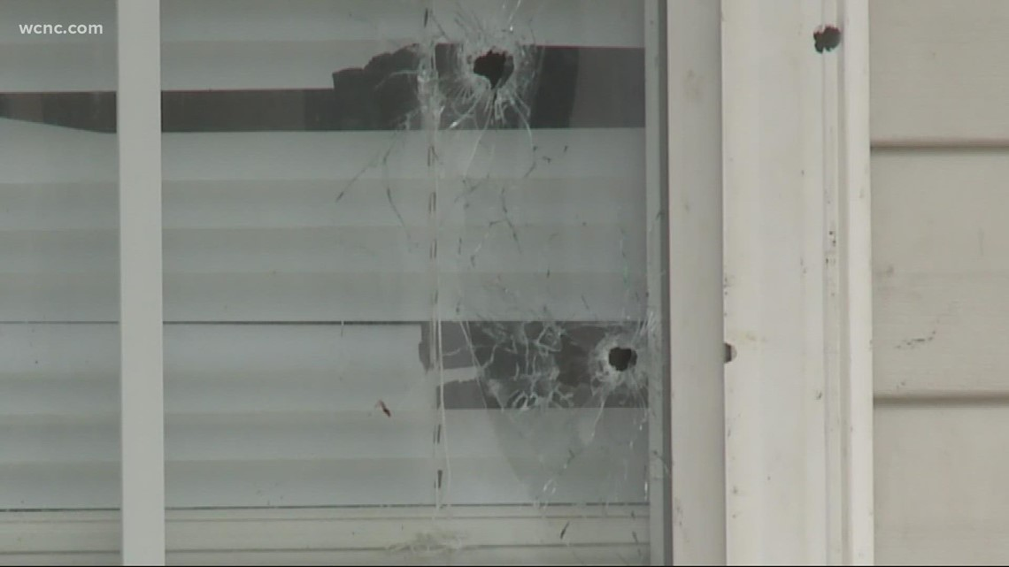Suspects still at large after 3-year-old killed in drive-by shooting