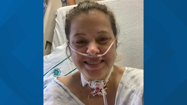 'One day I was okay and the next day I wasn't' | Gaston County health worker urges vaccinations after near-death experience with COVID-19
