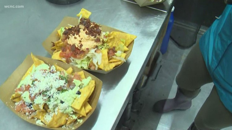 Start your weekend with Matthews' Food Truck Friday