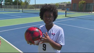 Student Athlete of the Week: Camryn Jamison